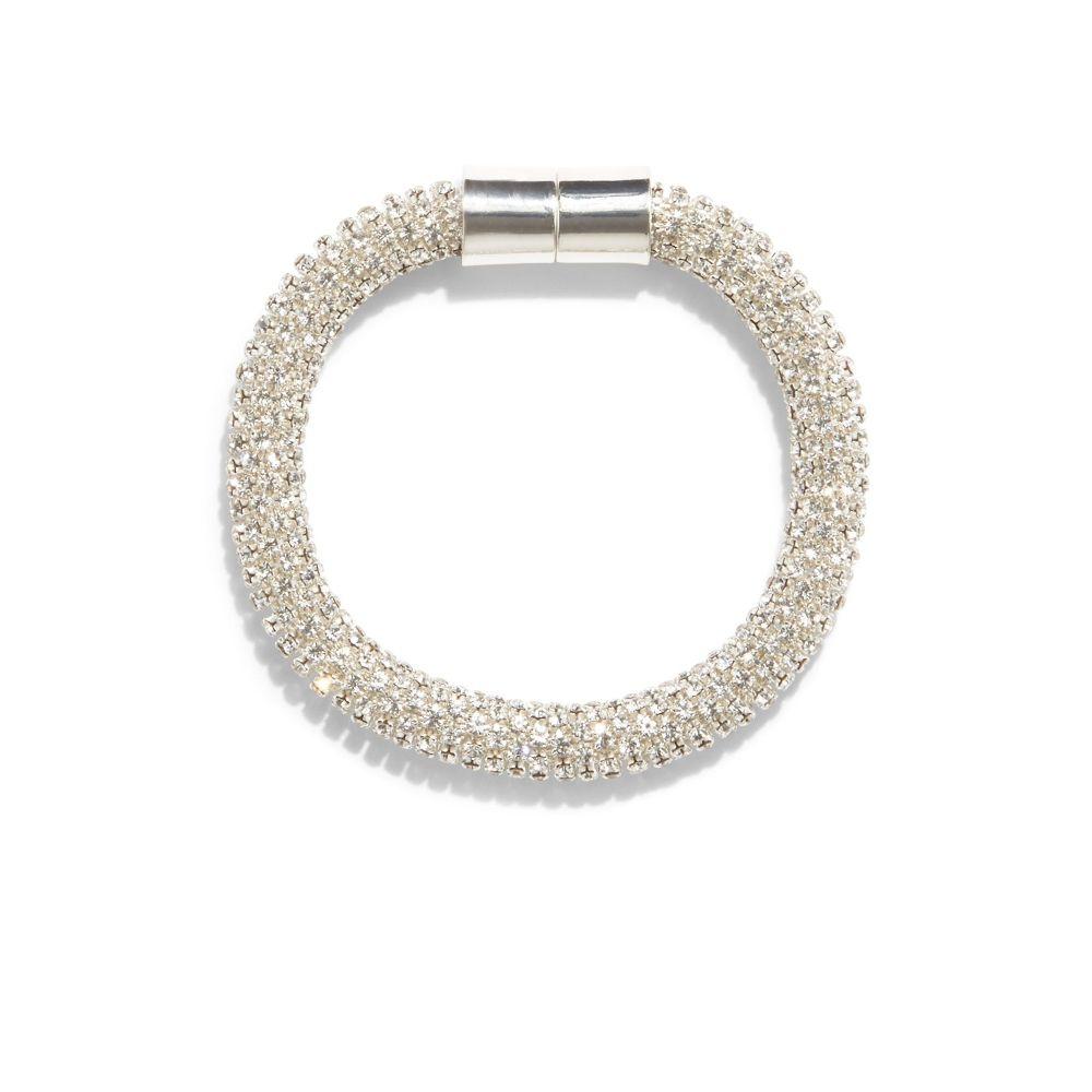 フェーズ エイト Phase Eight レディース ジュエリー・アクセサリー ブレスレット【Lizzie Sparkle Bracelet】silver metallic