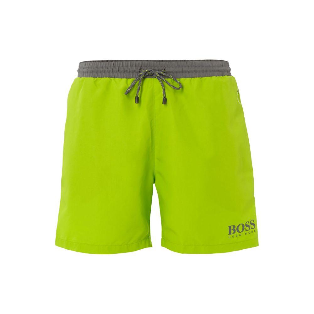 ヒューゴ ボス Hugo Boss メンズ 水着・ビーチウェア 海パン【Quick Dry Starfish Swim Shorts】green