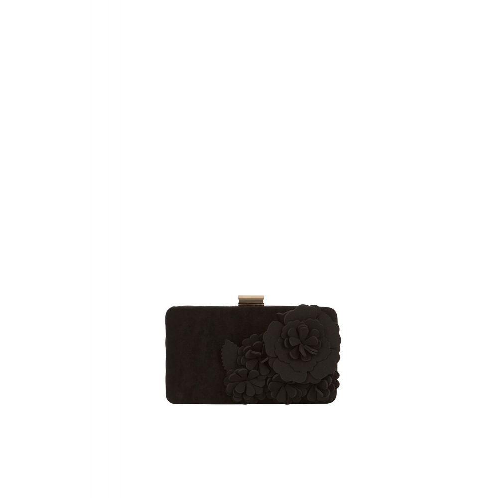 コースト Floral Clutch Coast Bag】black レディース バッグ クラッチバッグ【Camille 3d Floral Clutch Bag】black, カー用品日用品のホームセンター:06a5a754 --- sunward.msk.ru