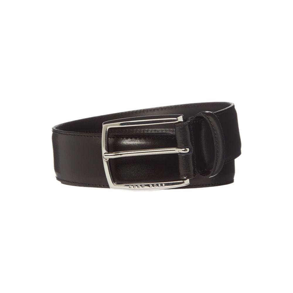 ヒューゴ ボス Hugo Boss メンズ ベルト【Bt Sittching Leather Belt】black