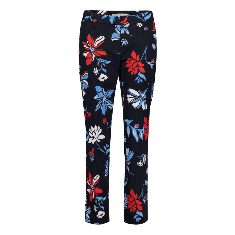 ベティー バークレイ Betty Barclay レディース ボトムス・パンツ【Floral Print Trousers】navy multi, 諸塚村 3a2b2f57