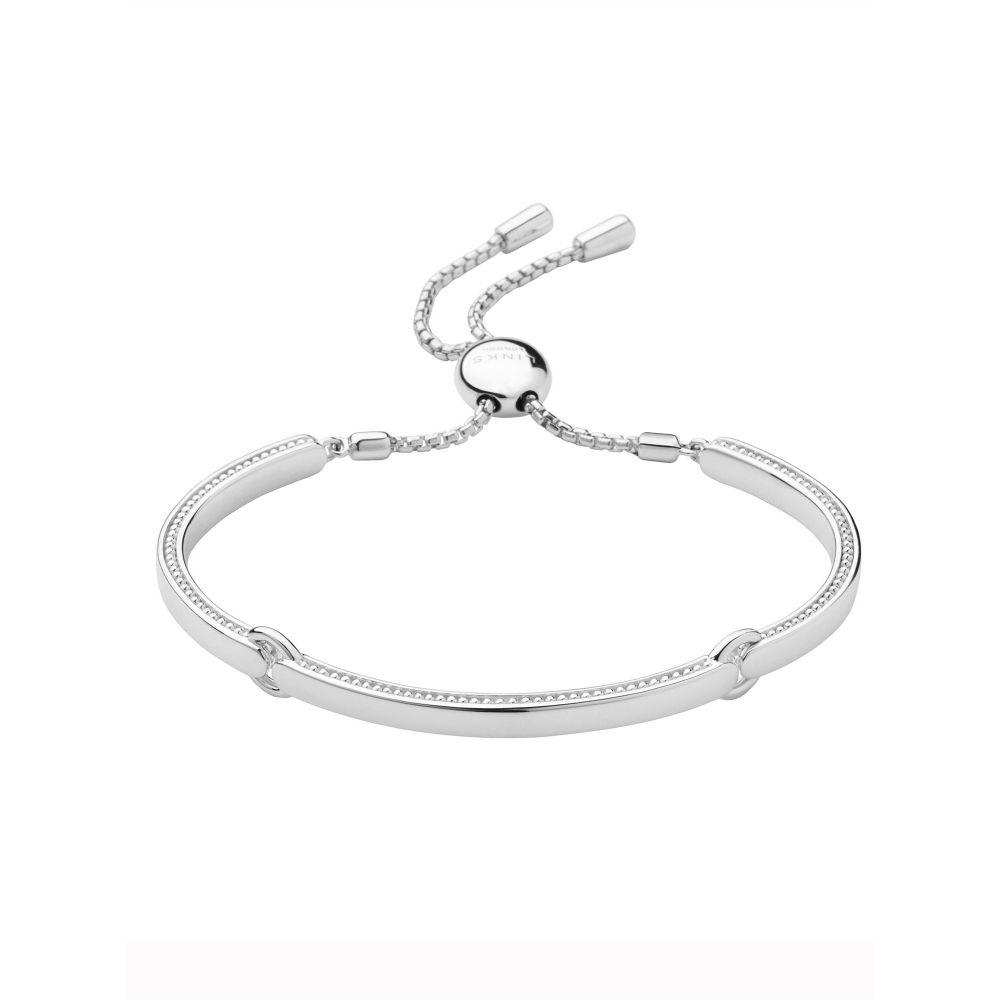 リンクス オブ ロンドン Links of London レディース ジュエリー・アクセサリー ブレスレット【Narrative Silver Bracelet】silver