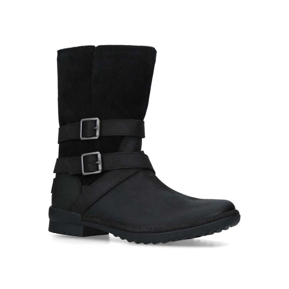 アグ UGG レディース シューズ・靴 ブーツ【Lorna Boot Calf Boots】black