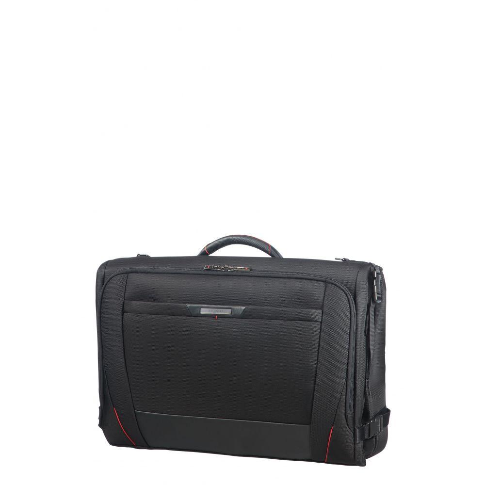 サムソナイト Samsonite ユニセックス バッグ【Pro-dlx5 Tri-fold Garment Bag Black】black