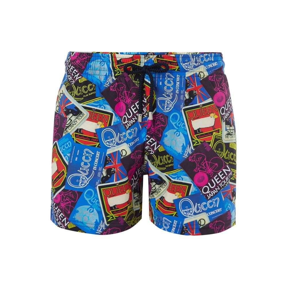 ヴィルブレクイン Vilebrequin メンズ 水着・ビーチウェア 海パン【Moorise Queen Tour Superflex Flyer Trunks】multi-coloured