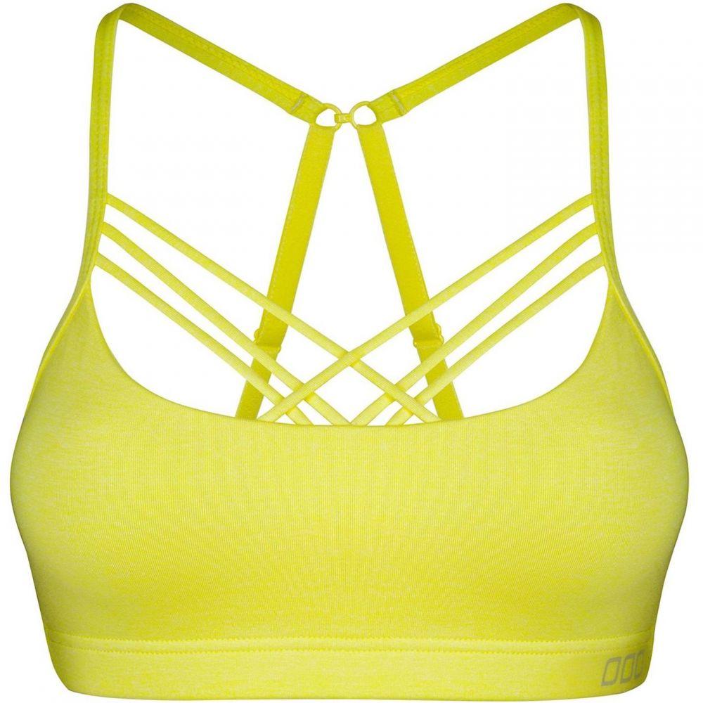 ローナジェーン Lorna Jane レディース インナー・下着 スポーツブラ【Mind And Body Sports Bra】Yellow