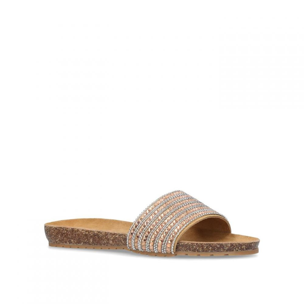 カーヴェラコンフォート Carvela Comfort レディース シューズ・靴 サンダル・ミュール【Super Sandals】Bronze
