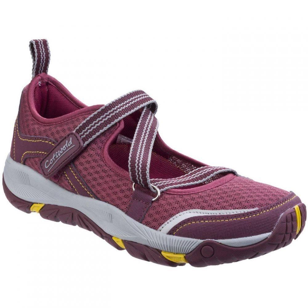 コッツウォルド Cotswold レディース ハイキング・登山 シューズ・靴【Norton Hikers Shoes】Red
