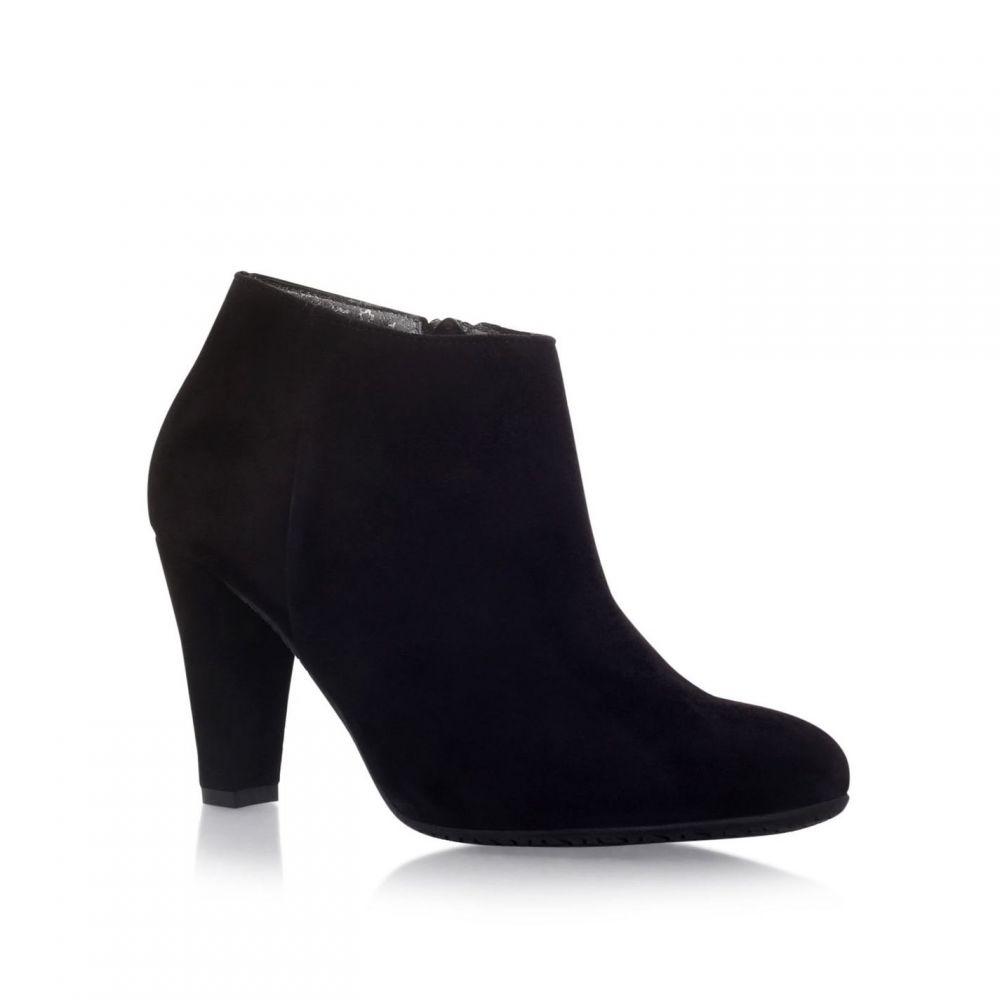 カーヴェラコンフォート Carvela Comfort レディース シューズ・靴 ブーツ【Ross high heel ankle boots】Black