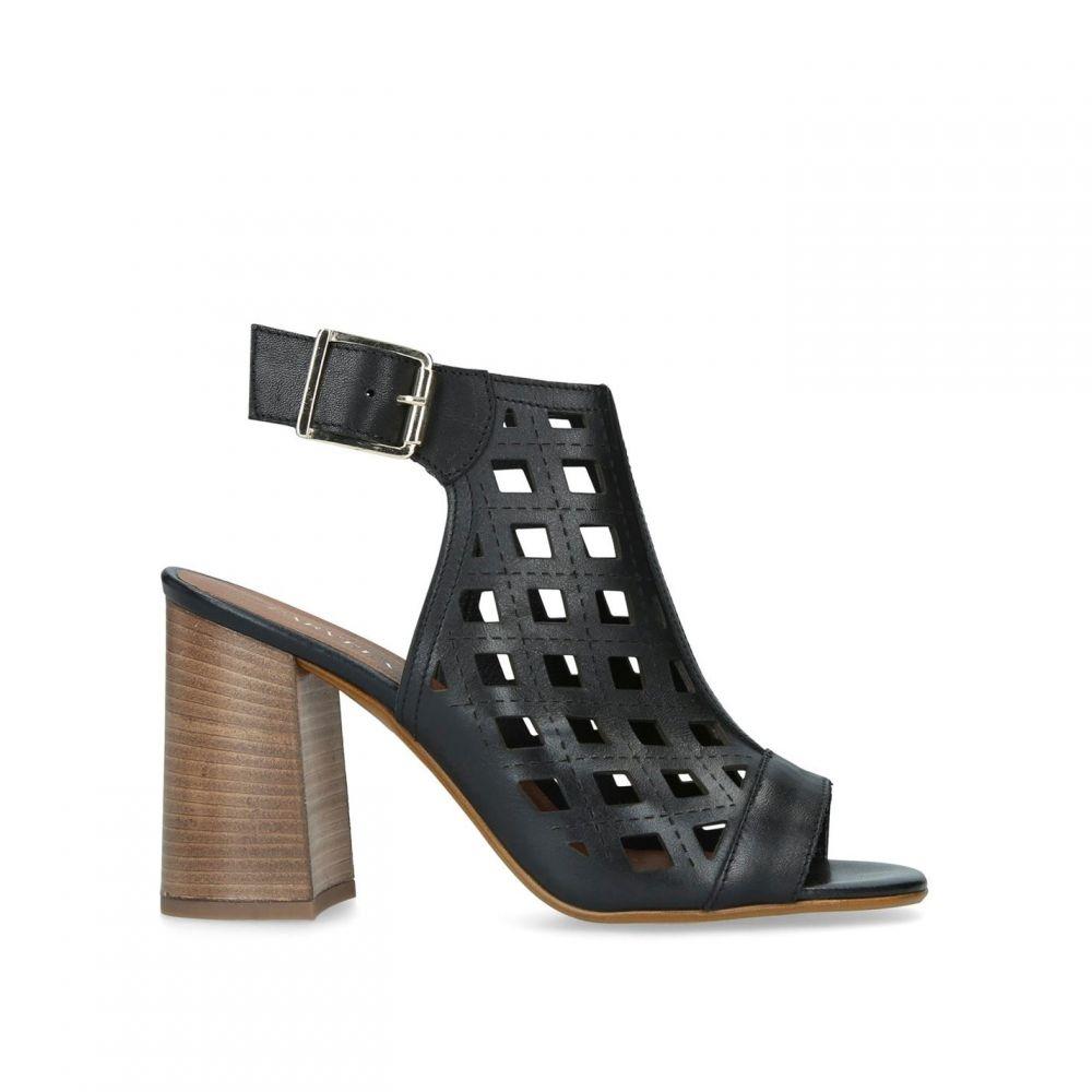 カーベラ Carvela レディース シューズ・靴 サンダル・ミュール【Arc Sandals】Black