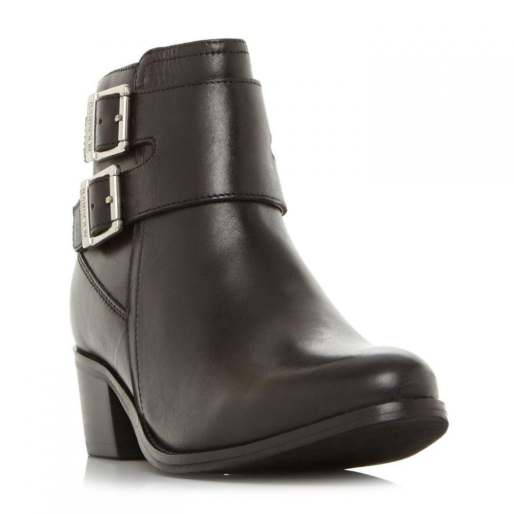 デューン Dune レディース シューズ・靴 ブーツ【B Intl Inglewoo Buckle Boots】Black