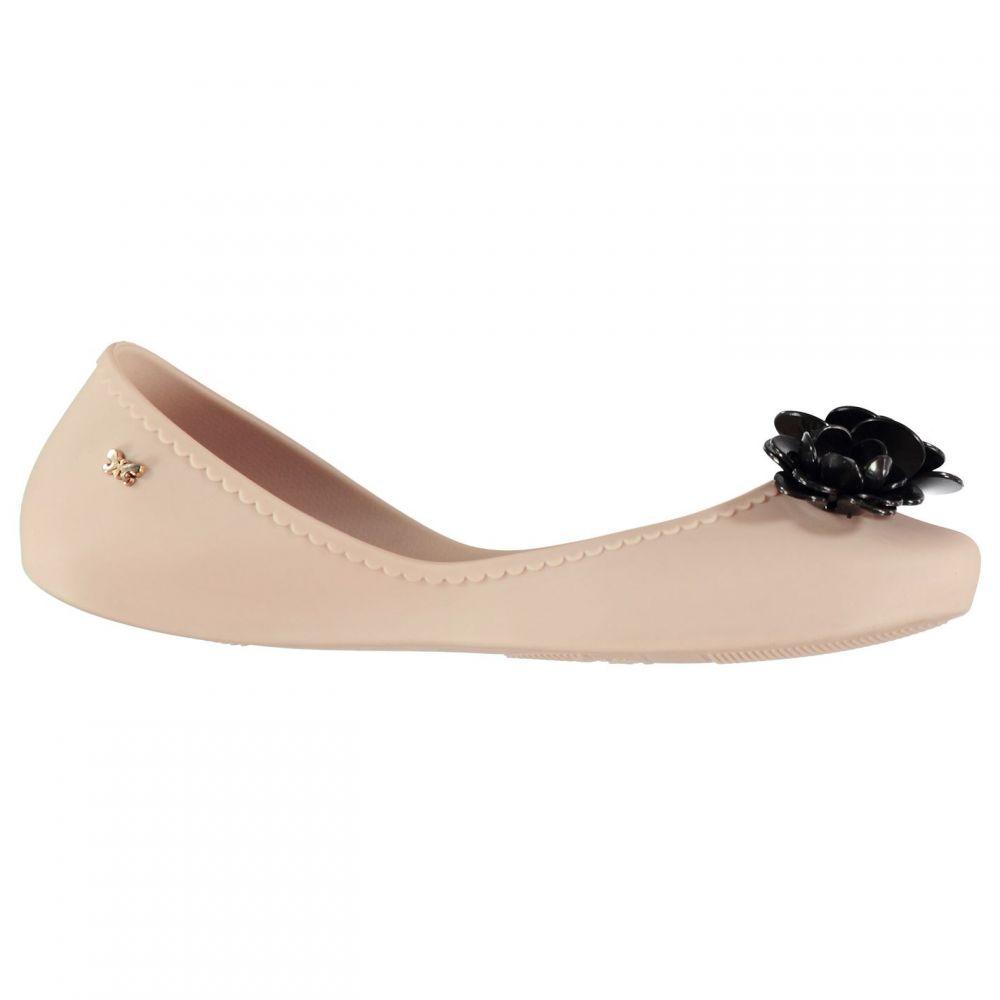 ザクシー Zaxy レディース シューズ・靴【Start Blossom Shoes】Nude Contrast