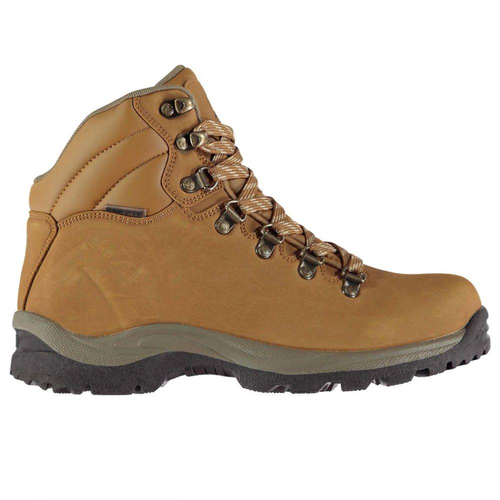ジェラート Gelert レディース シューズ・靴 ブーツ【Atlantis Walking Boots】Brown