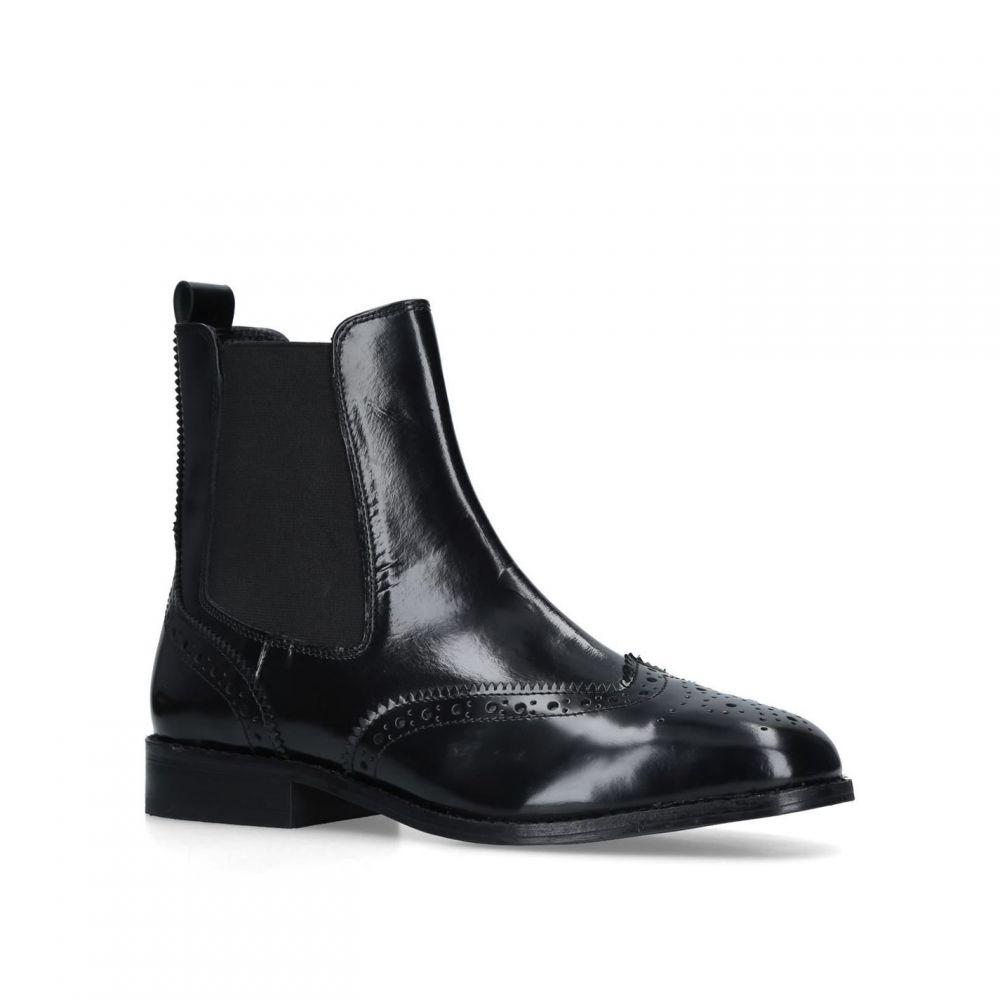 カーヴェラコンフォート Carvela Comfort レディース シューズ・靴 ブーツ【Rhea Ankle Boots】Black