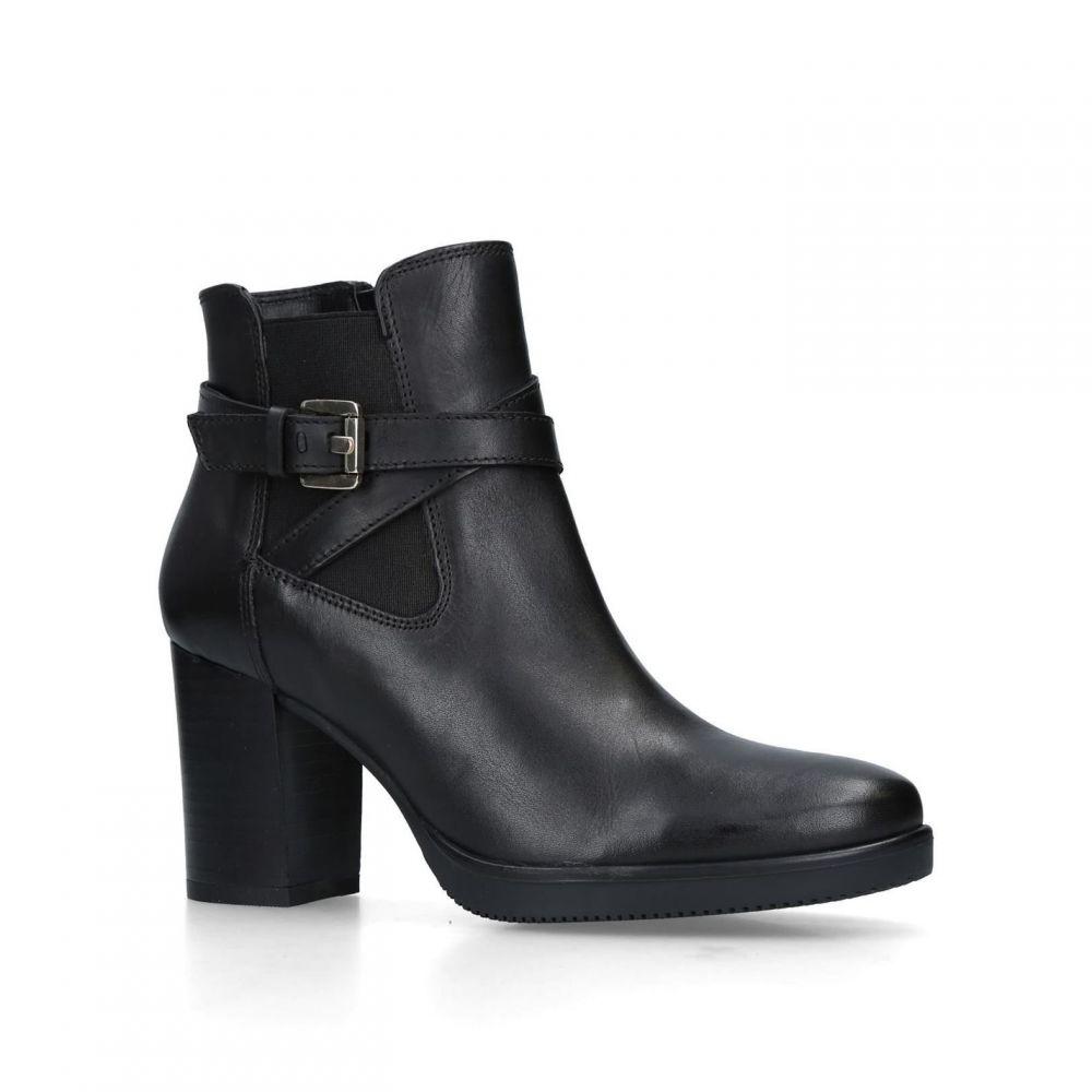 大特価 カーベラ Carvela カーベラ レディース シューズ ブーツ【Silver・靴 ブーツ【Silver Ankle Ankle Boots】Black, 古川市:795dff13 --- dmarketingland.in