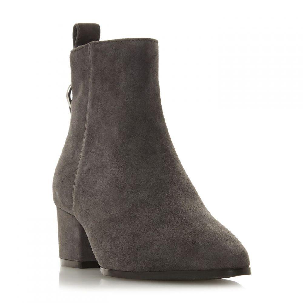 スティーブ マデン Steve Madden レディース シューズ・靴 ヒール【Clover Sm Point Block Heels】Grey