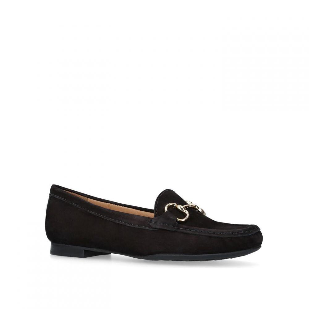 カーヴェラコンフォート Carvela Comfort レディース シューズ・靴 ローファー・オックスフォード【Cindy Loafers】Black