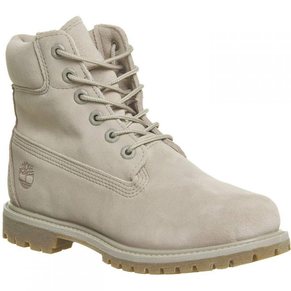 ティンバーランド Timberland レディース シューズ・靴 ブーツ【Premium 6 Boots】Taupe