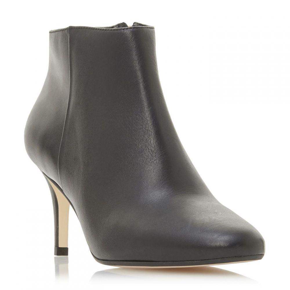 デューン Dune レディース シューズ・靴 ブーツ【Outspoken Stiletto Heel Boots】Black