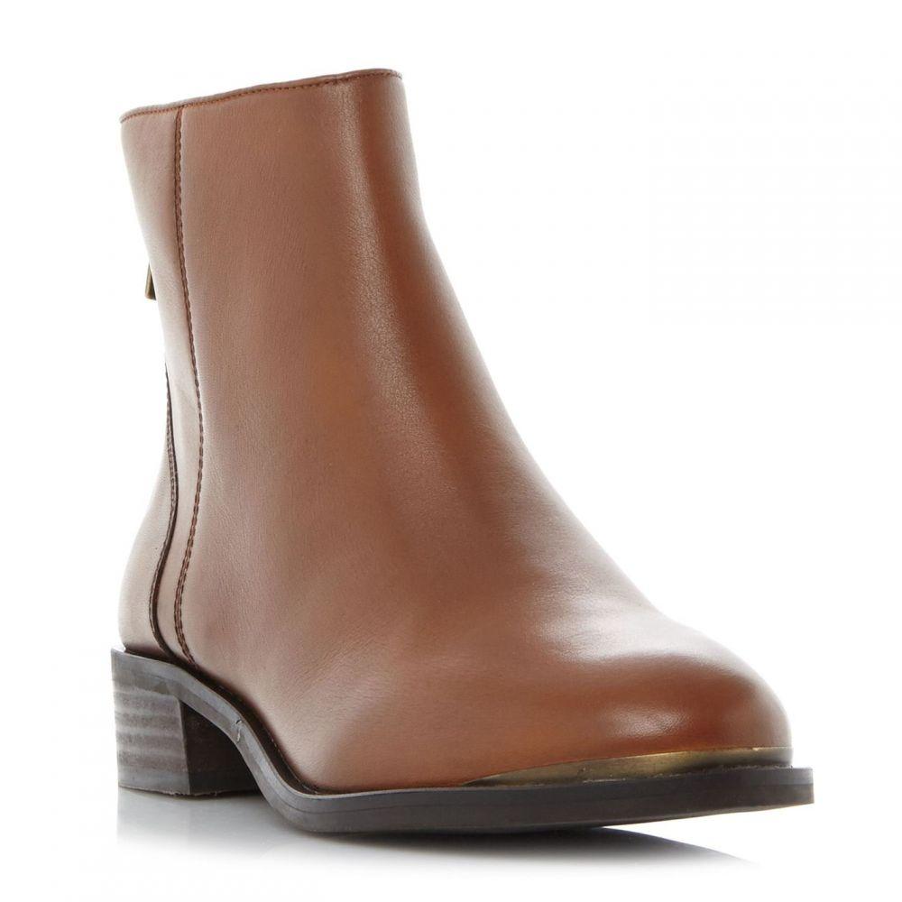 スティーブ マデン Steve Madden レディース シューズ・靴 ブーツ【Rileey SM Back Zip Chelsea Boots】Brown