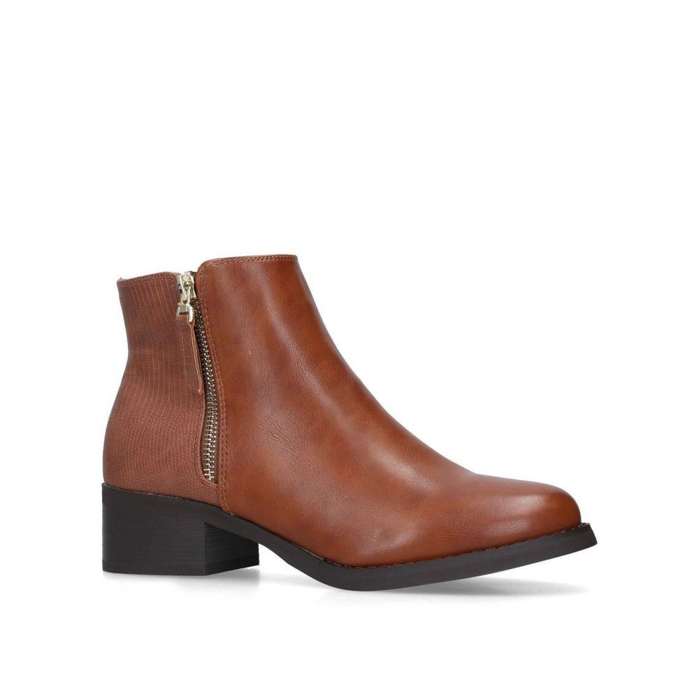ミス ケージー Miss KG レディース シューズ・靴 ブーツ【Janice Low Heel Ankle Boots】Brown
