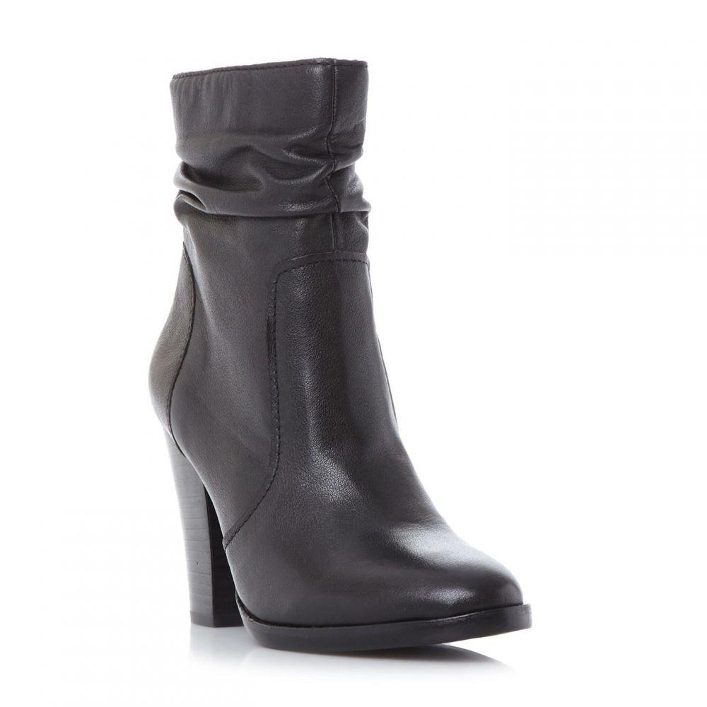 スティーブ マデン Steve Madden レディース シューズ・靴 ブーツ【Hunk slouchy calf boots】Black