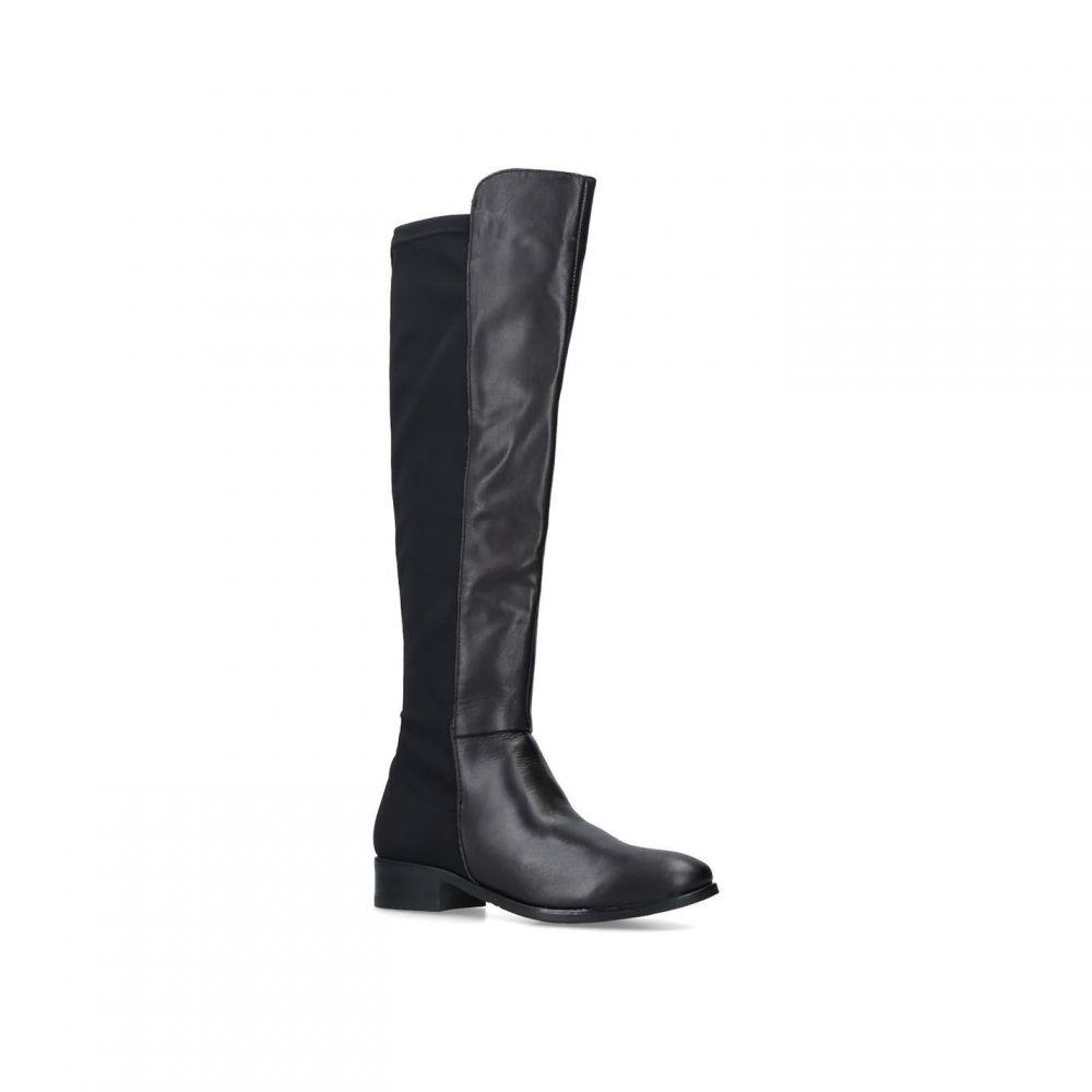 カーヴェラコンフォート Carvela Comfort レディース シューズ・靴 ブーツ【Vanessa Knee High Boots】Black