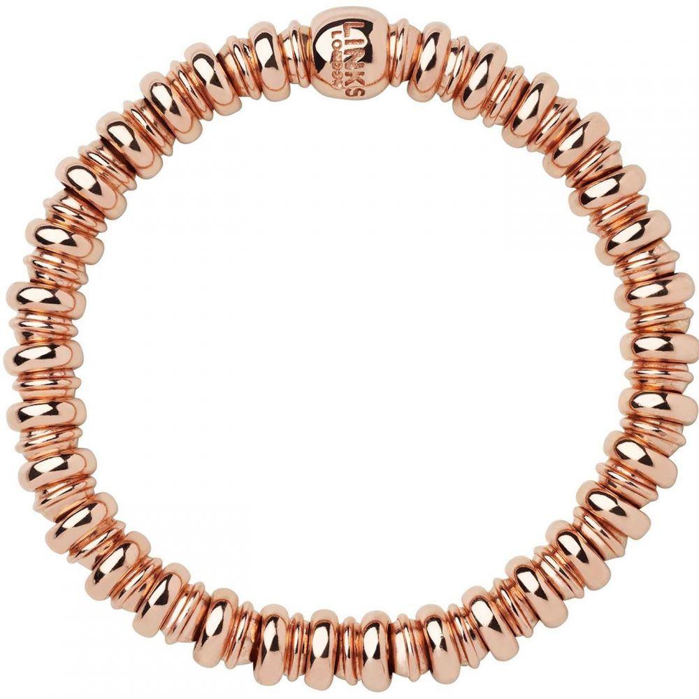 リンクス オブ ロンドン Links of London レディース ジュエリー・アクセサリー ブレスレット【Sweetheart Rose Gold Vermeil Bracelet】Rose Gold