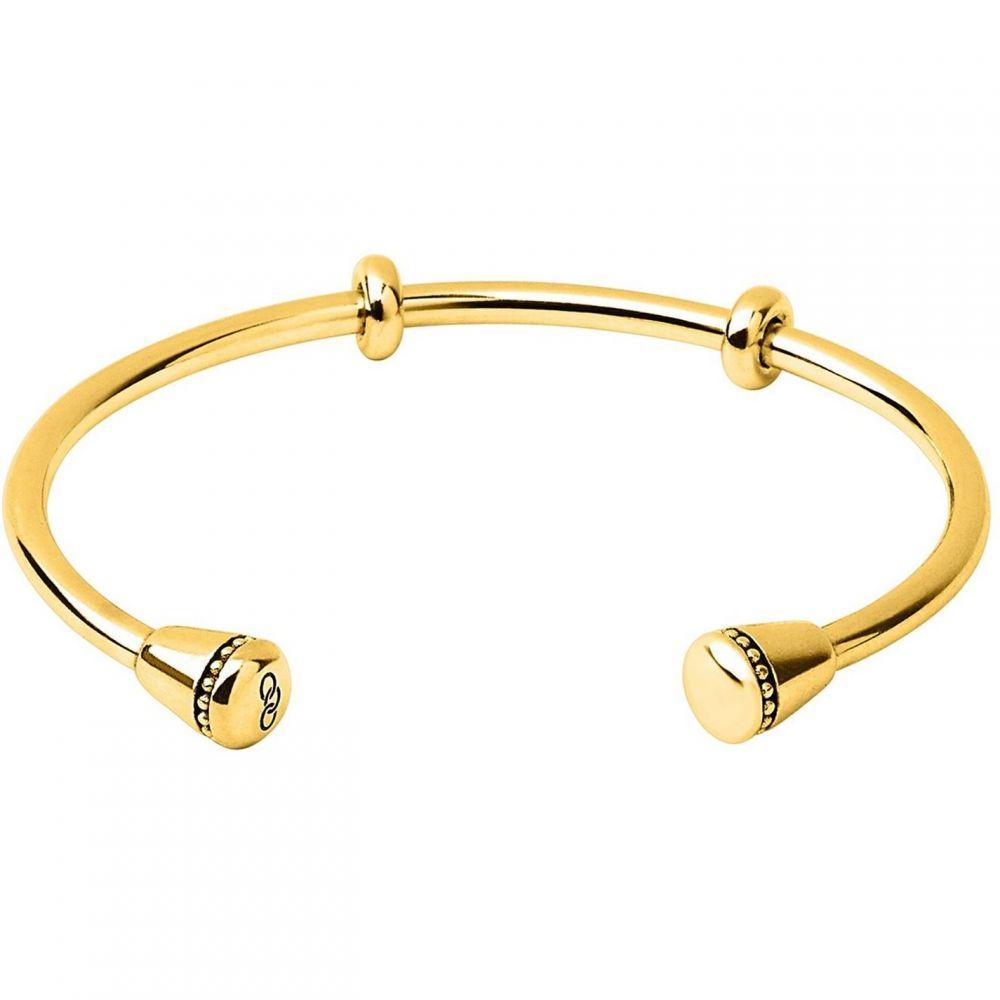 リンクス オブ ロンドン Links of London レディース ジュエリー・アクセサリー ブレスレット【Narrative charm cuff】Gold