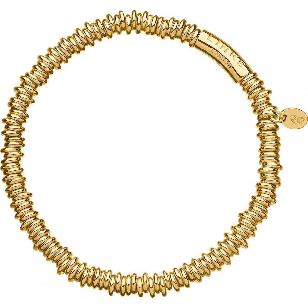リンクス オブ ロンドン Links of London レディース ジュエリー・アクセサリー ブレスレット【Sweetie XS 18kt Gold Vermeil Bracelet】Gold