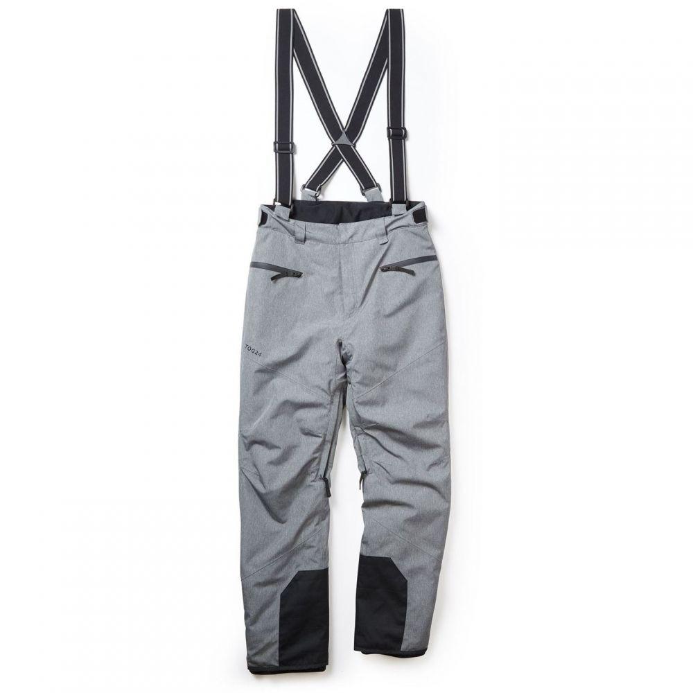 トッグ24 Tog 24 メンズ スキー・スノーボード ボトムス・パンツ【Spike Waterproof Insulated Ski Pants】Grey Marl