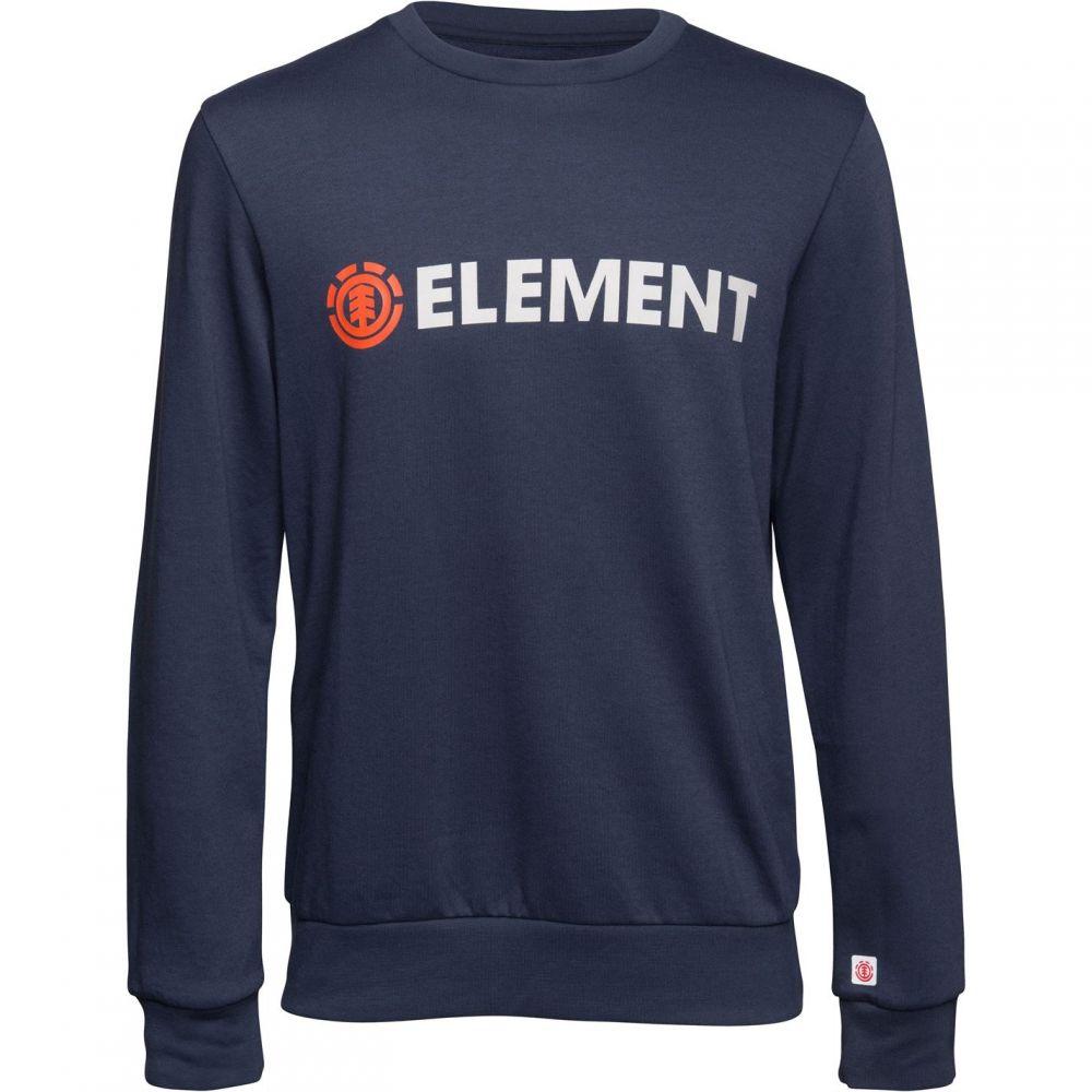 エレメント Element メンズ トップス【Blazin Crew】Navy