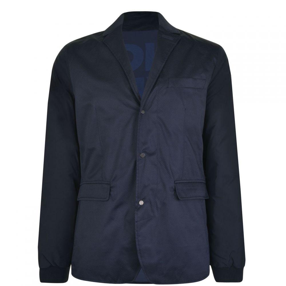ダナ キャラン ニューヨーク DKNY メンズ アウター ジャケット【Harrington Jacket】Navy