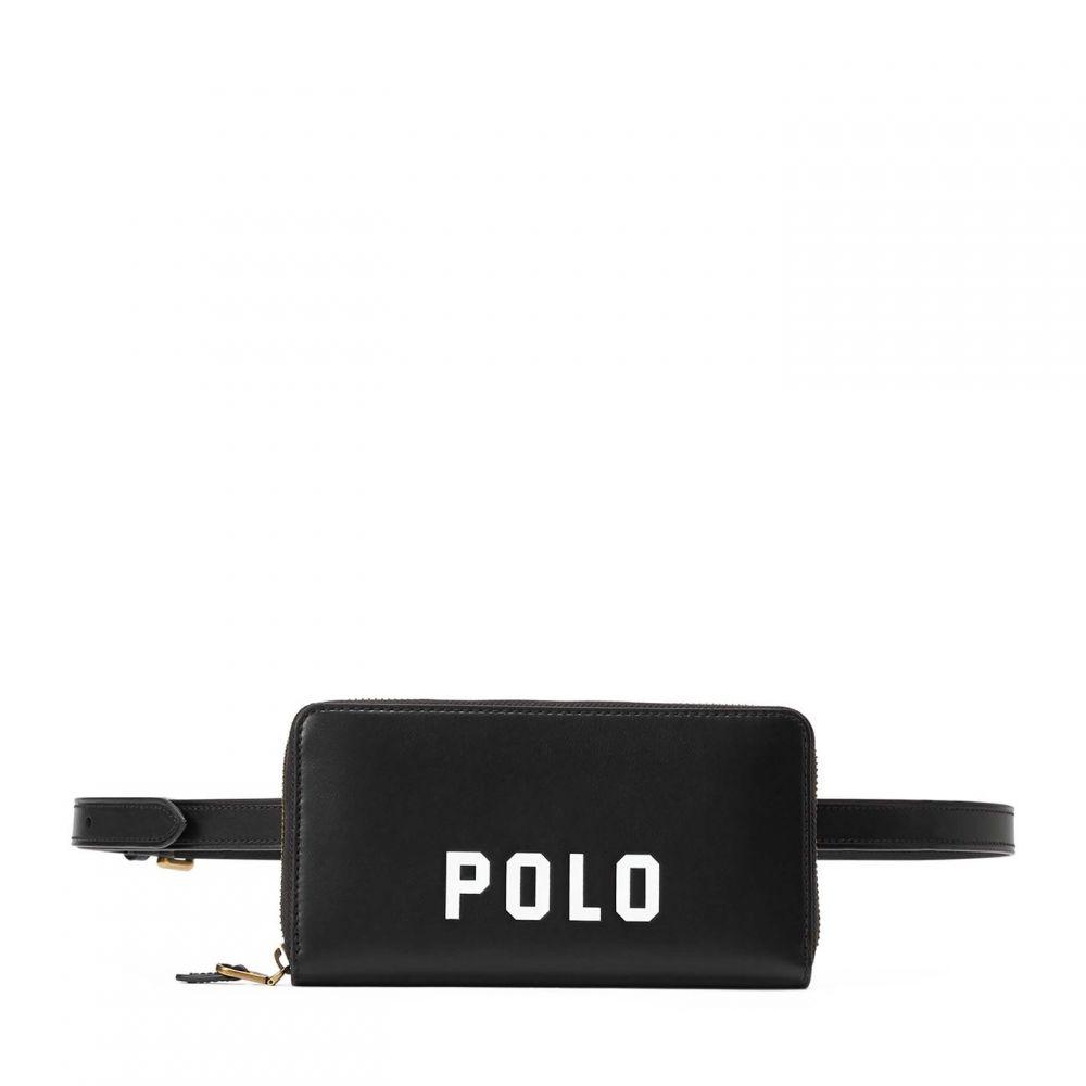 ラルフ ローレン Polo Ralph Lauren レディース バッグ ボディバッグ・ウエストポーチ【PRL BELT BAG S】BLACK