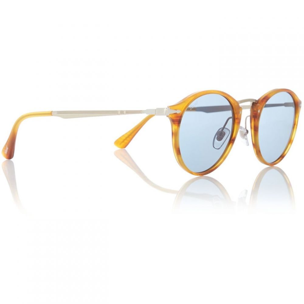 ペルソール Persol レディース メガネ・サングラス【Havana Po3166S Phantos Sunglasses】Havana