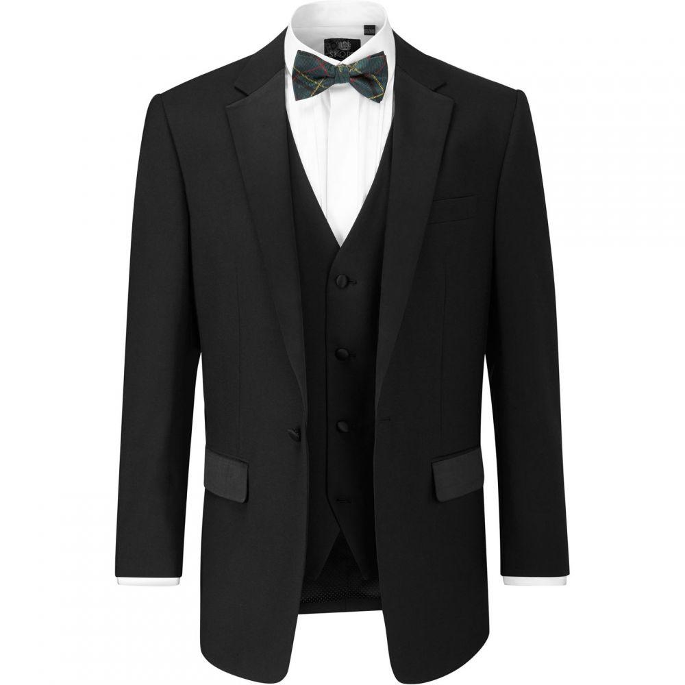 スコープス Skopes メンズ アウター スーツ・ジャケット【Latimer Suit Jacket】Black