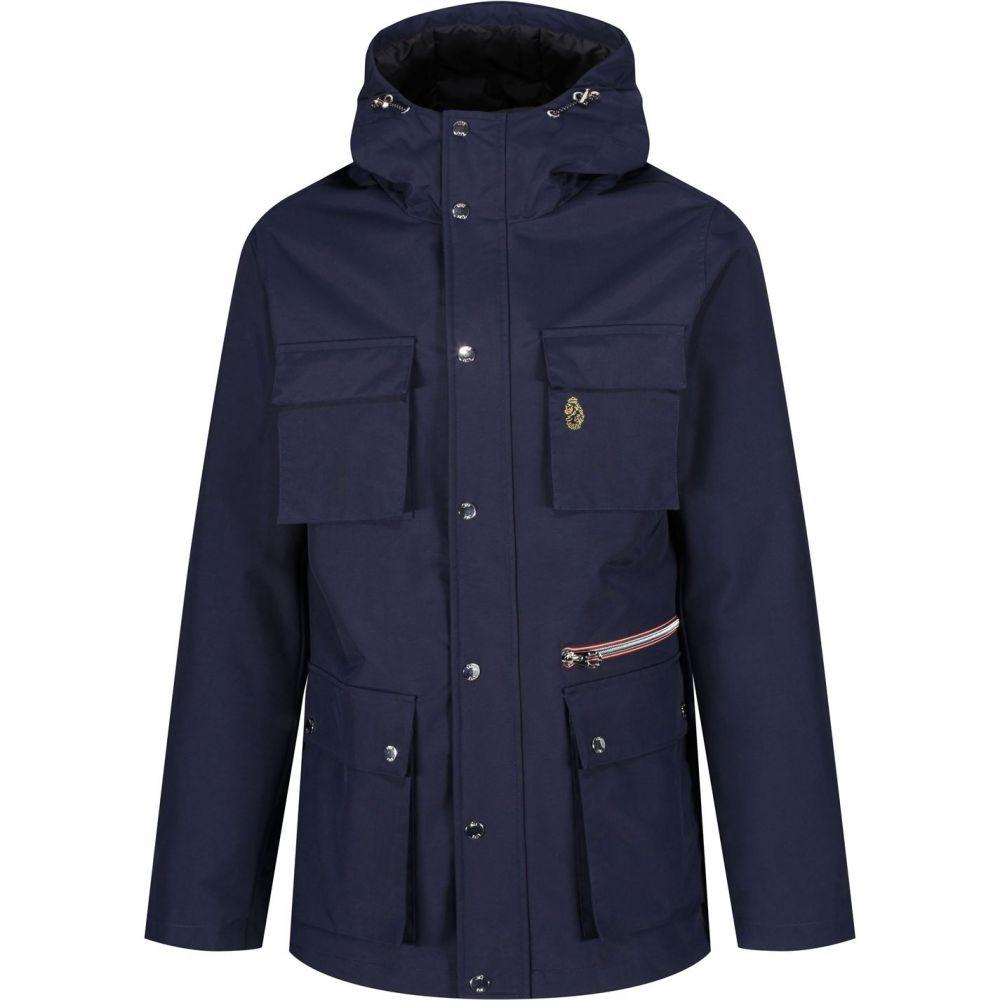ルーク Luke メンズ アウター ジャケット【Shilton Sport Field Jacket】Navy