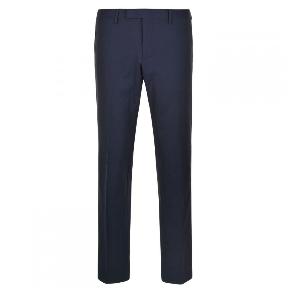 ダナ キャラン ニューヨーク DKNY メンズ ボトムス・パンツ スラックス【Tailored Trousers】Dark Navy