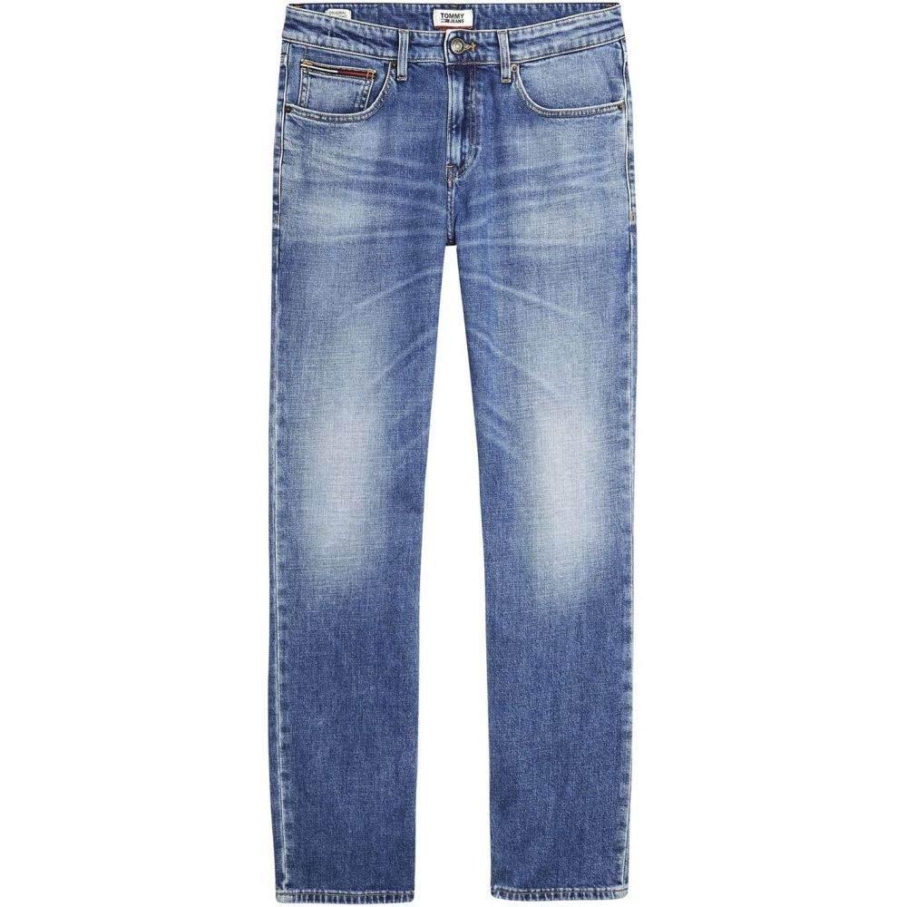 トミー ヒルフィガー Tommy Hilfiger メンズ ボトムス・パンツ ジーンズ・デニム【Tommy Jeans Straight Fit Ryan Jeans】Mid Blue