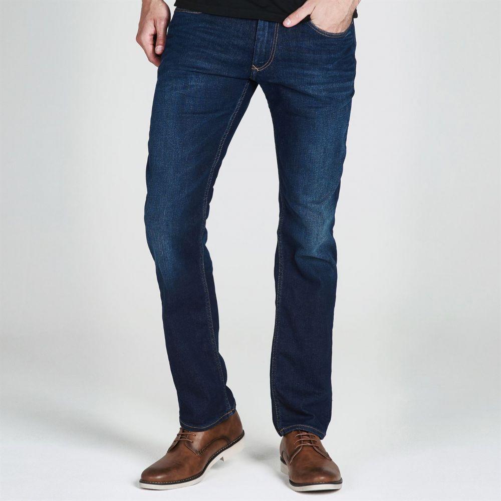 トミー ジーンズ Tommy Jeans メンズ ボトムス・パンツ ジーンズ・デニム【Straight RyanJeans】Dark Comfort