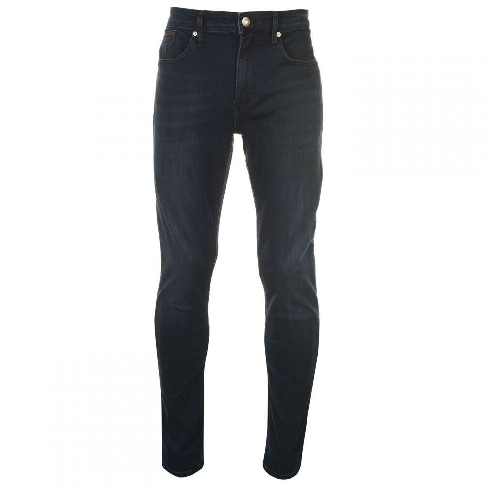 トミー ジーンズ Tommy Jeans メンズ ボトムス・パンツ ジーンズ・デニム【Slim Tapered Steve Jeans】Cobble Black