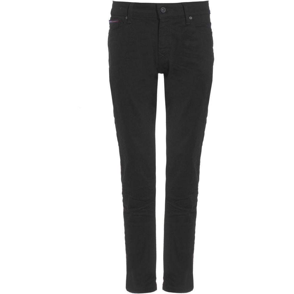 トミー ヒルフィガー Tommy Hilfiger メンズ ボトムス・パンツ ジーンズ・デニム【Skinny Sidney Jeans】Black