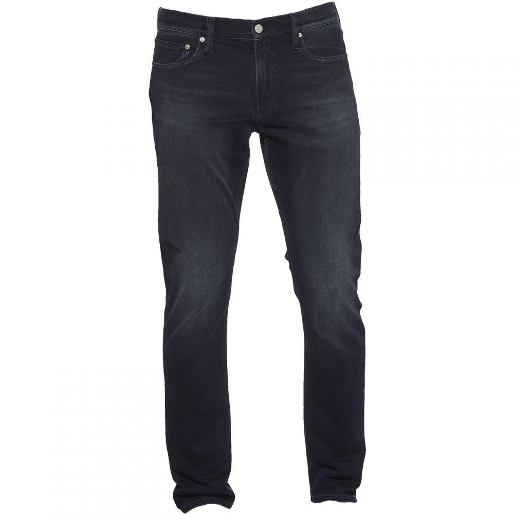 カルバンクライン Calvin Klein Jeans メンズ ボトムス・パンツ ジーンズ・デニム【Ckjeans Slim Fit Washed Jeans】Black