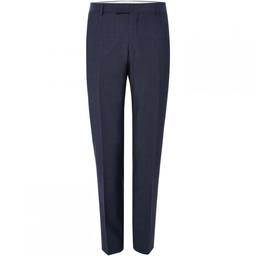 リチャード ジェームス Richard James メンズ ボトムス・パンツ スラックス【Tonic Mohair Suit Trouser】Blue