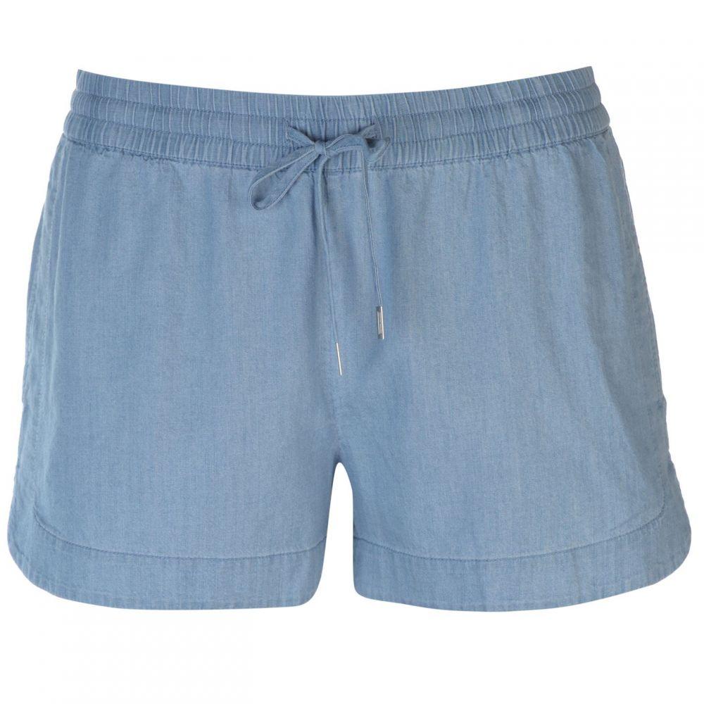 トミー ジーンズ Tommy Jeans レディース ボトムス・パンツ ショートパンツ【Chambary Shorts】Light Indigo