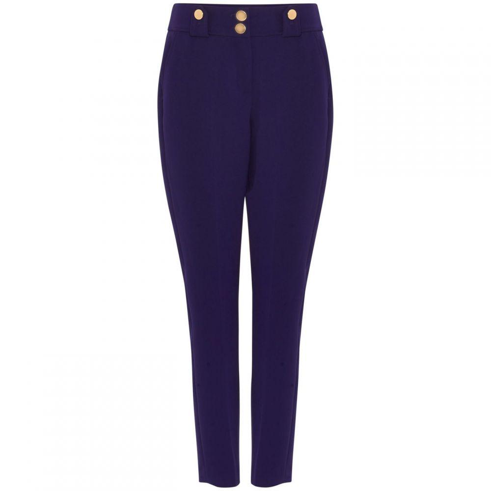 ダンセル Damsel in a Dress レディース ボトムス・パンツ クロップド【Eryn Capri Trousers】Purple