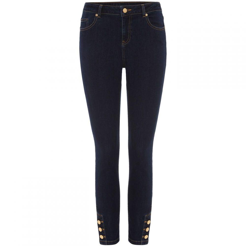 フェーズ エイト Phase Eight レディース ボトムス・パンツ ジーンズ・デニム【Billie Button Hem Jeans】Denim