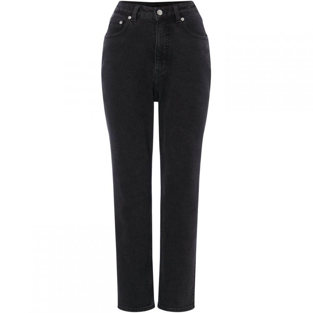 チープマンデー Cheap Monday レディース ボトムス・パンツ ジーンズ・デニム【Donna High Rise Mom Jeans】Black