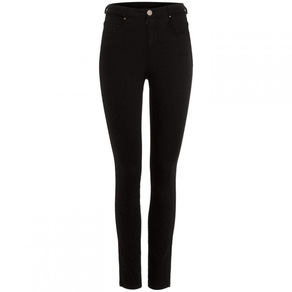 フェーズ エイト Phase Eight レディース ボトムス・パンツ ジーンズ・デニム【Georgia Side Tab Jeans】Black