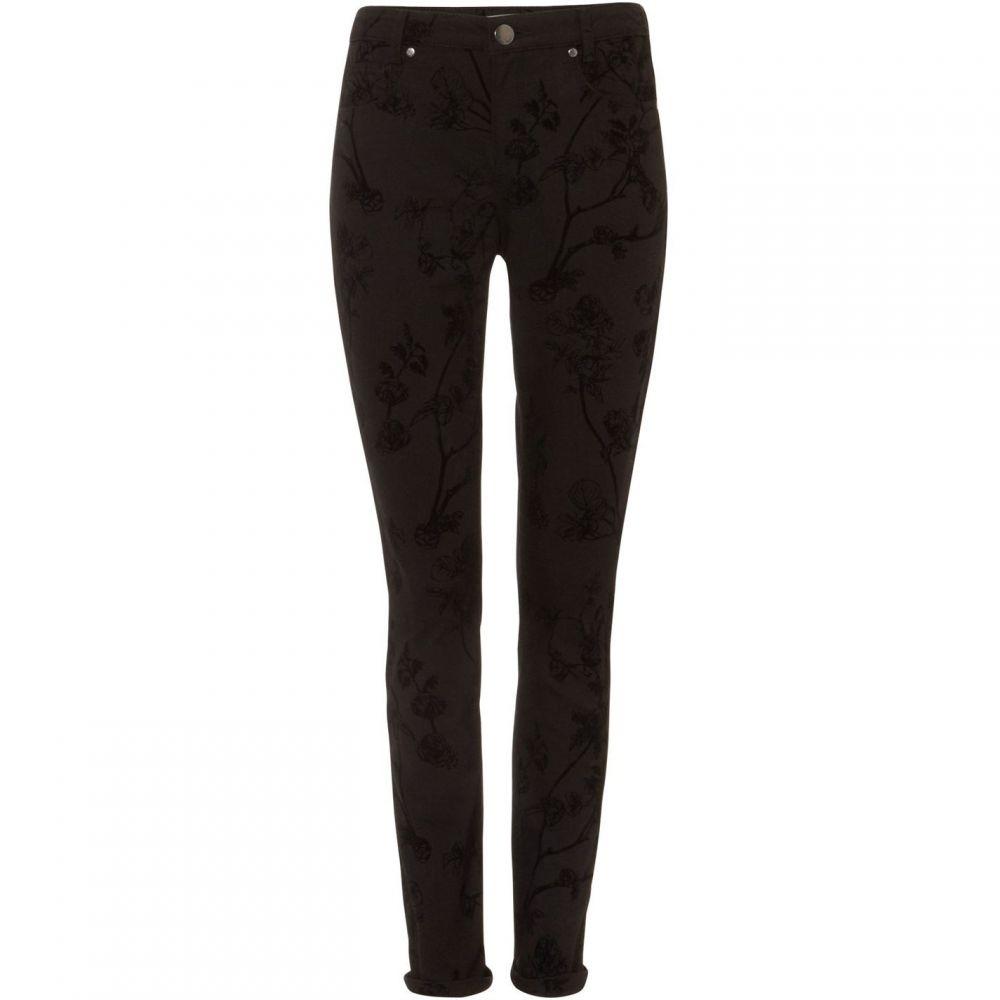 フェーズ エイト Phase Eight レディース ボトムス・パンツ ジーンズ・デニム【Briar Rose Flock Jeans】Black